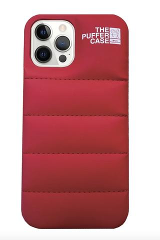 Red Puffer Case