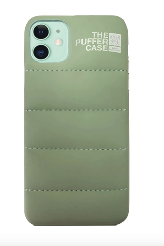 Matcha Puffer Case