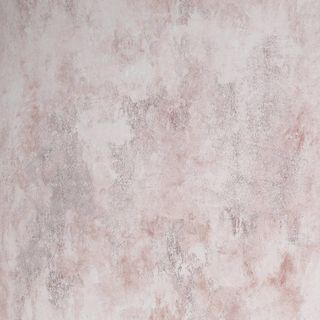 House Beautiful Storm Plaster Pink Wallpaper