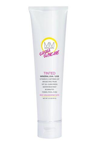 MMSkincare Sasha Suncare Tinted Mineral Sunscreen SPF 50+