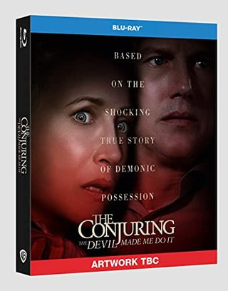 The Conjuring: The Devil Made Me Do It [Blu-ray] [2021] [Region Free]