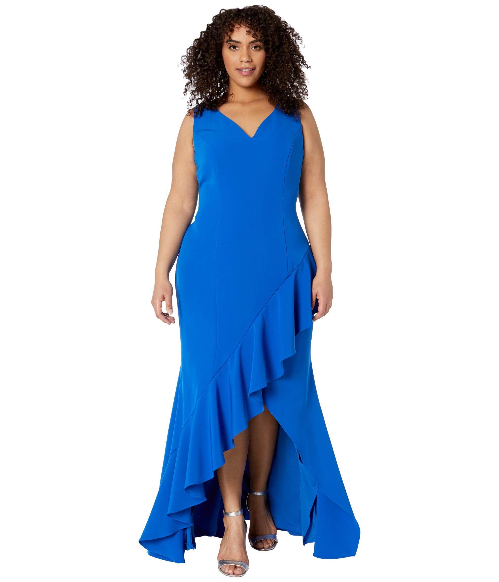 20 Flattering Plus Size Wedding Guest Dresses for Summer 20