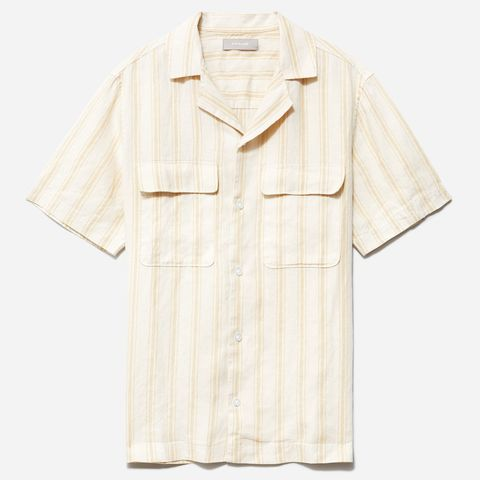 Everlane Linen Camp Shirt Price, Details, Where to Buy