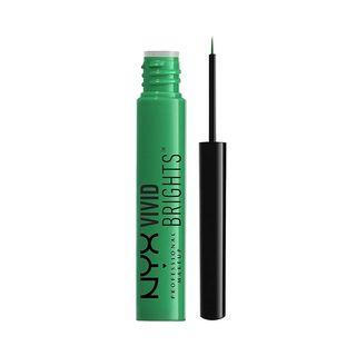 NYX Vivid Brights Color Liquid Eyeliner