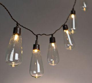 Solar String Lights, Set of 2