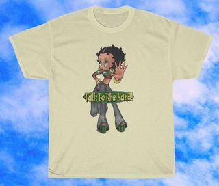 Talk To The Hand Betty Boop T-Shirt