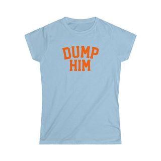 Dump Him Britney Spears Inspired 90s Shirt
