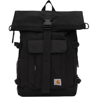 Carhartt WIP Black Philis Backpack
