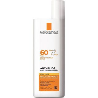 Anthelios Light Fluid Face Sunscreen SPF 60