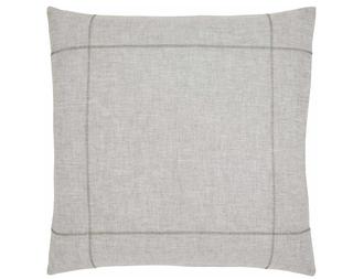 Linen Blend Throw Pillow