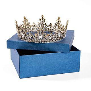 Baroque Queen Crown
