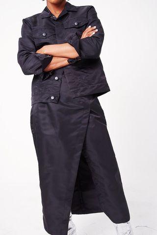 7th Street Skirt Black