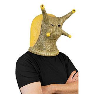 Latex Head Mask Snail