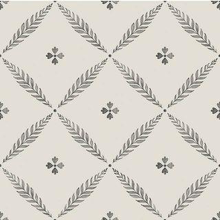 Galerie Leaf Trellis Wallpaper
