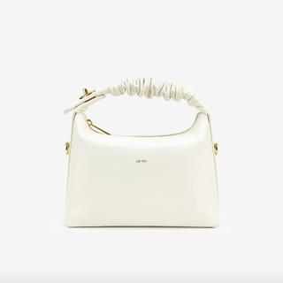 Cora Top Handle Bag - White