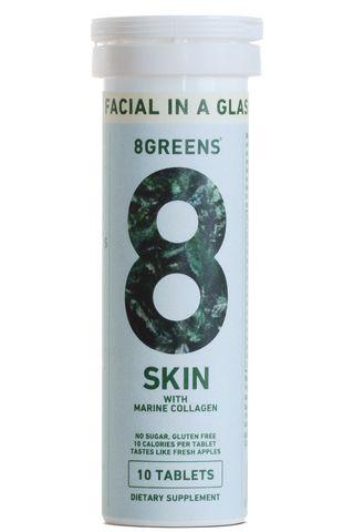 8G Greens Skin with Marine Collagen