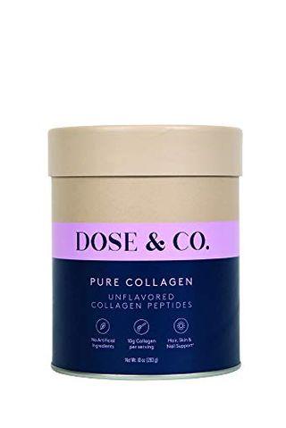 Dose & Co Pure Collagen Powder Unflavored