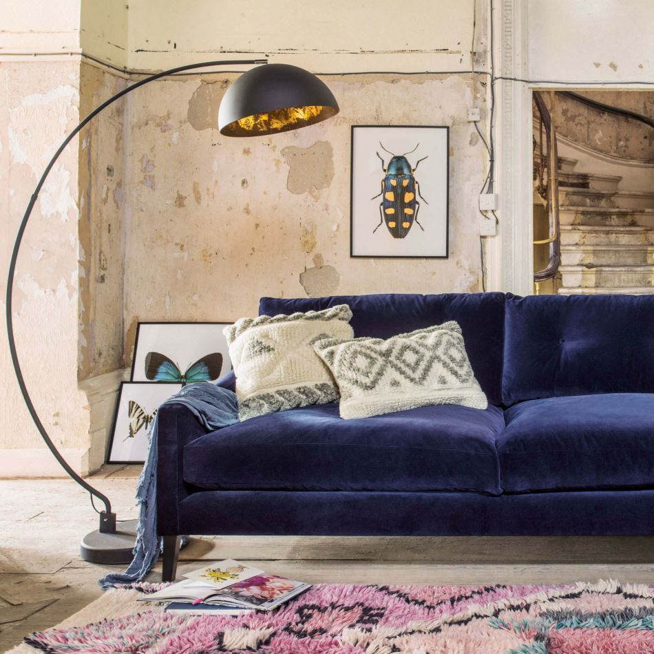 Floor Lamps To Create A Cosy Ambience, Nice Floor Lamps For Living Room