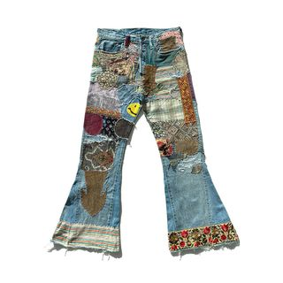 Denim Crazy Botanical Jeans