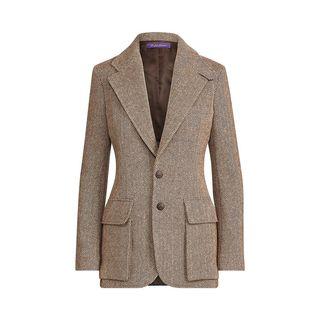 Preston Wool-Blend Jacket