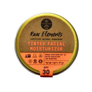 Tinted Facial Moisturizer
