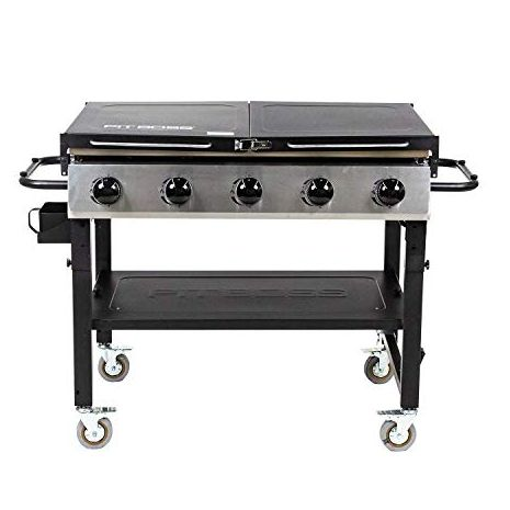 The 10 Best Flat Top Grills 2021, Round Flat Top Grill For Outdoor Kitchen