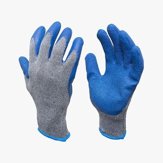 Rubber Latex Double Coated Work Gloves, 12 Pack