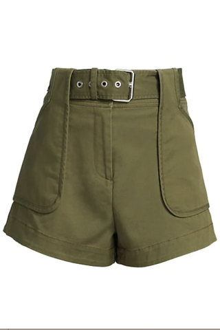 Montery Belted Shorts