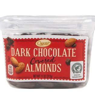 Choceur Dark Chocolate Covered Almonds