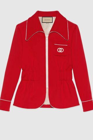 Interlocking G Jacket