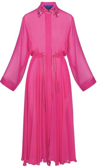 Peonie Shirt Dress