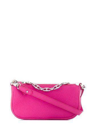 Chain Link Shoulder Strap Bag