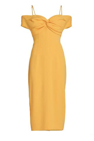 Jody Off The Shoulder Cocktail Dress