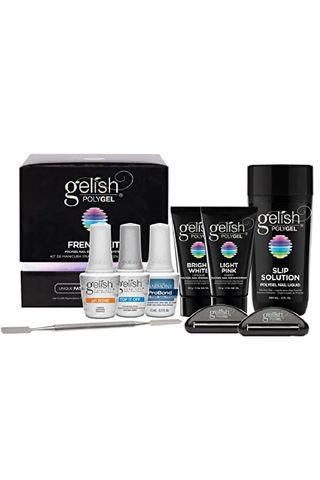 Gelish PolyGel Brand French Nail Improvement Kit
