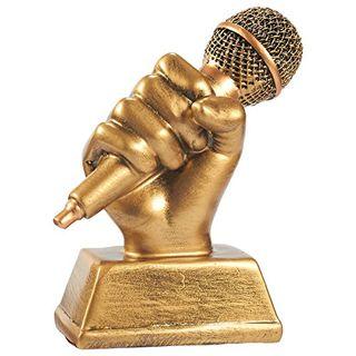 Singing Award Trophy