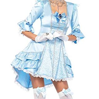 Women's Blue Dress Costume