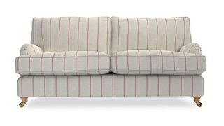 Country Living Gower Striped Sofa DFS