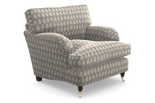 Alwinton Patterned Armchair