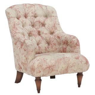 Drew Pritchard Stowe Button Back Armchair