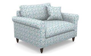 Sofa and Stuff Apuldram Patterned Snuggler