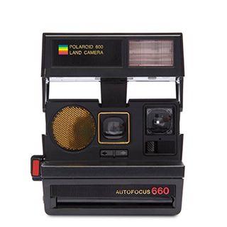 4711 Sun 660 Autofocus Camera, Black