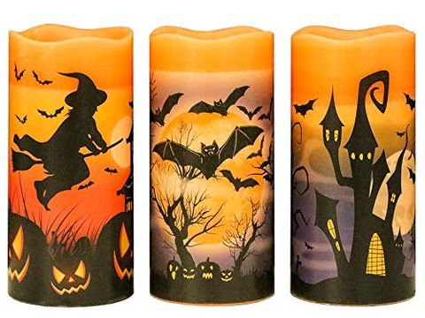 26 Best Halloween Candles 2021 - Spooky Candle Ideas to Buy or Make