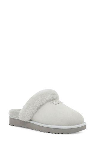 Genuine Shearling Slippers