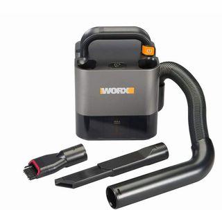 Worx WX030L 20-Volt Compact Vacuum
