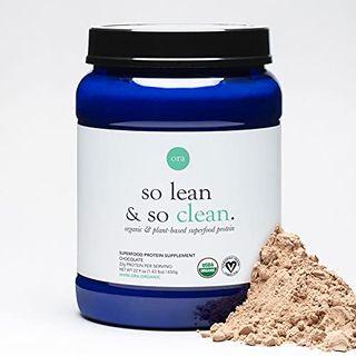 Aura Organic Vegan Protein Powder