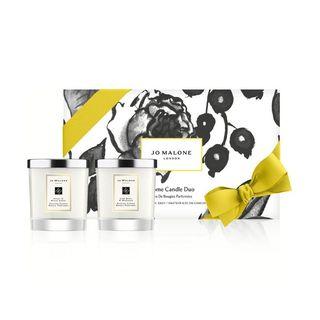 Jo Malone London™ Peony & Blush Suede and Lime Basil & Mandarin Candle Set