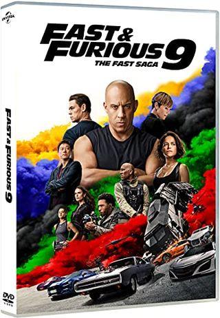 Fast & Furious 9 [DVD] [2021]