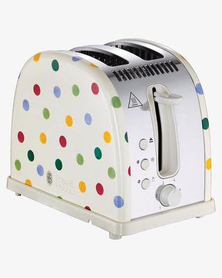 Russell Hobbs Polka Dot 2 Slice Toaster