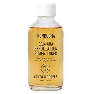 Kombucha + 11% AHA Exfoliation Power Toner
