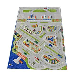 Mini City 3D Play Rug